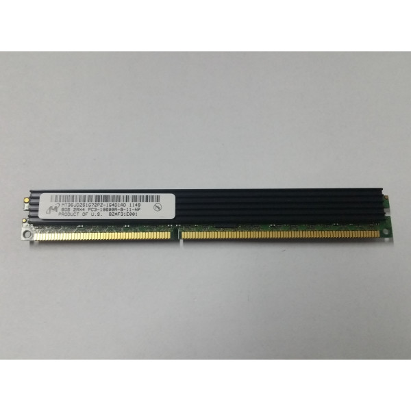 Memorie server 8GB DDR3 2RX4 PC3-10600R-9-11-NP VLP (Very low profile)